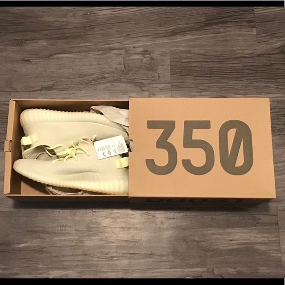 64670e637 Yeezy Boost 350 Butters size 10